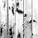 Deski drewniana tekstura royalty ilustracja