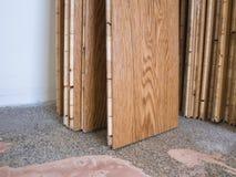 deski floor drewnianego Fotografia Royalty Free