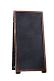 deski pustego menu stary karczemny drewniany Zdjęcia Stock