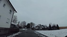Deski rozdzielczej kamera w samochodzie, Niemieckie drogi zbiory wideo