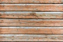 deski texture drewnianego Ogrodzenie robić deski Ściana drewniany dom fotografia stock