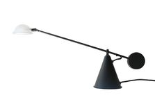 Desklamp (0186). Isolated Desk Lamp Royalty Free Stock Image