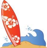 deskowa brzegowa gardy surf Obraz Royalty Free