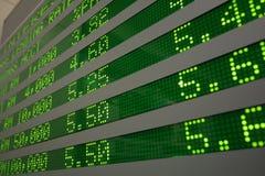 deskowa informacji elektronicznej. Obrazy Stock