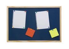deskowa notatka Zdjęcie Stock