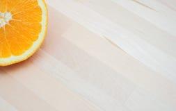 deskowa pomarańcze Obraz Royalty Free