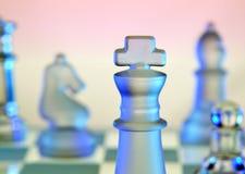 deskowa szachowa gra Obraz Stock