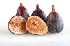 deskowe tnące figi obraz stock