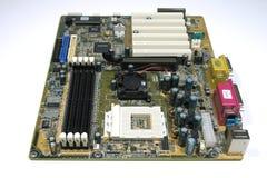 deskowego głównego komputera Obraz Stock