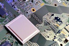 deskowego obwodu zakończenia skutka elektroniczny promień w górę x zdjęcia royalty free