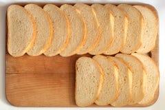 deskowy chleb Fotografia Royalty Free