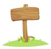 deskowy drewniany Obraz Stock