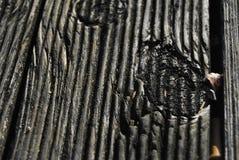 deskowy drewno Fotografia Royalty Free