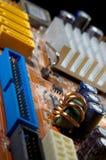 deskowy elektroniczny Zdjęcia Stock