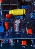 deskowy elektroniczny Fotografia Stock