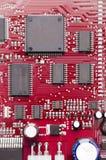 deskowy elektroniczny system Obraz Royalty Free