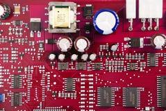 deskowy elektroniczny system Fotografia Stock