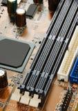 deskowy elektroniczny system Obrazy Stock