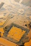 deskowy elektroniczny system Zdjęcia Stock