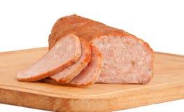deskowy garmażeryjny mięso Fotografia Stock