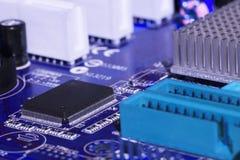 deskowy komputer zdjęcie stock