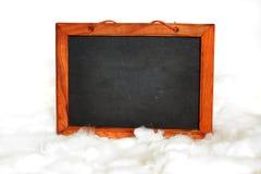 deskowy śnieg Obraz Royalty Free