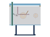 deskowy rysunek Obraz Stock