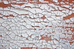 deskowy stary farby tekstury biel Obraz Royalty Free