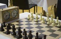 deskowy szachy Fotografia Stock