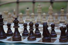 deskowy szachy oblicza wizerunku gemowego ilustracyjnego wektor Fotografia Stock