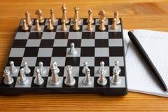 deskowy szachy oblicza wizerunku gemowego ilustracyjnego wektor fotografia royalty free