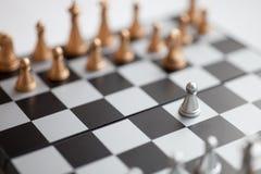 deskowy szachy oblicza wizerunku gemowego ilustracyjnego wektor obraz stock
