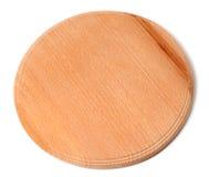 deskowy tnący drewniany Zdjęcia Stock