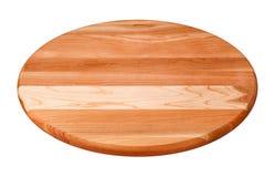 deskowy tnący drewniany Fotografia Royalty Free