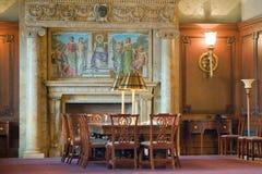 deskowy wykonawczy izbowy wiktoriański Obrazy Royalty Free
