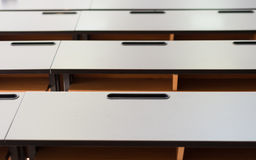 Desks Stock Photography