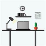 desktop Στοκ εικόνα με δικαίωμα ελεύθερης χρήσης