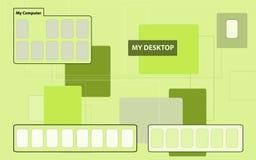 Desktop background Stock Image