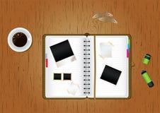 desktop biuro Zdjęcia Royalty Free