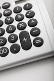 Desktop calculator, symbol of financial operations Royalty Free Stock Photo