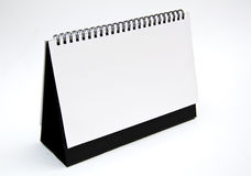 Desktop calender Stock Images