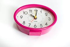 Desktop Clock Stock Photo