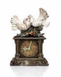 The desktop clock Royalty Free Stock Photography
