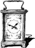 Desktop clock Stock Image