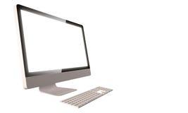 Desktop computer royalty illustrazione gratis