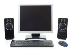 Desktop Computer Royalty Free Stock Photography
