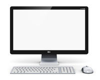 Desktop computer Stock Photos