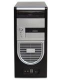 Desktop computer del PC immagine stock libera da diritti