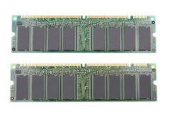 Desktop computer memory Stock Photo