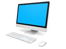 Desktop computer Royalty Free Stock Photo